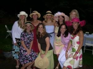 Dining Divas Derby Party