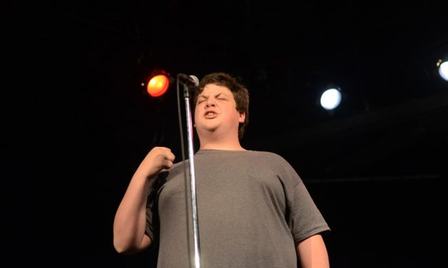 Wordsmiths Do Battle At Slam Poetry Finals