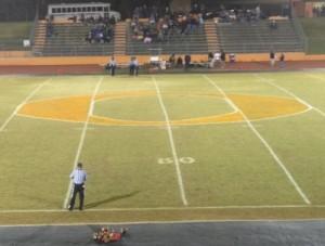 Orange High field