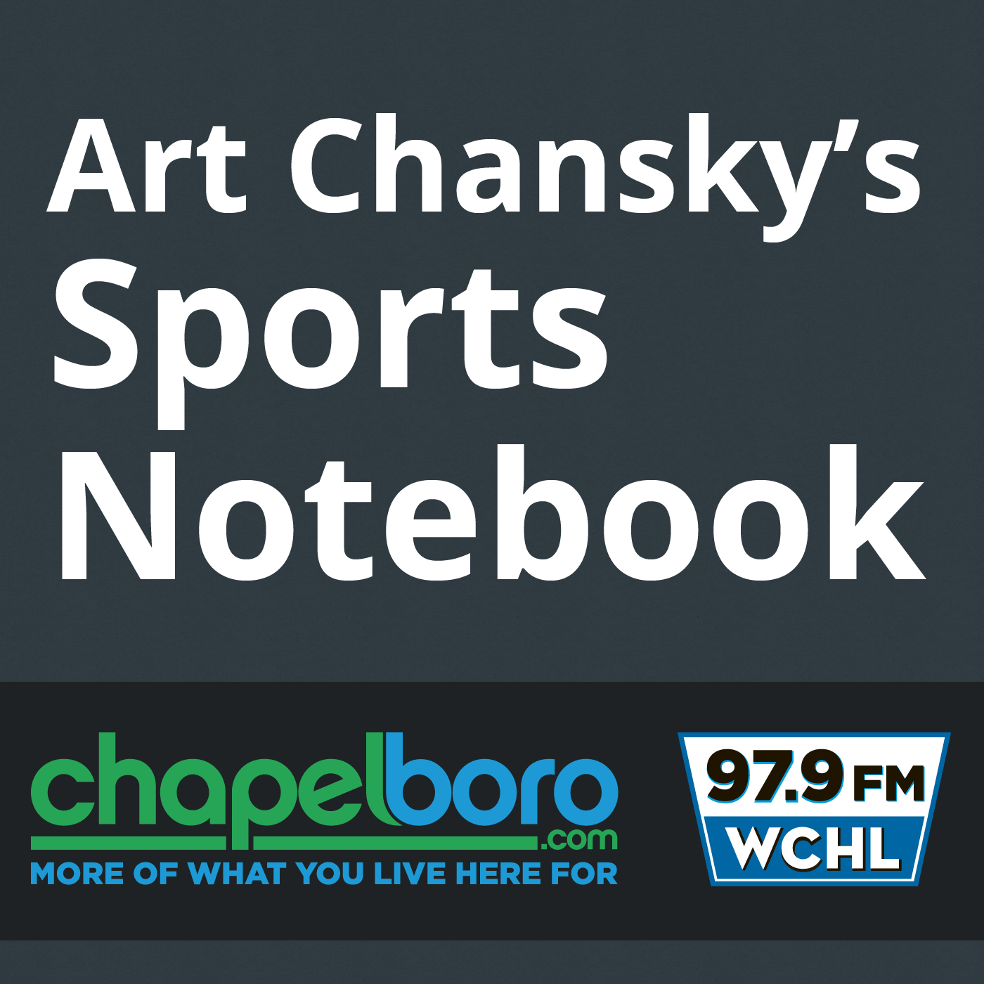 Art Chansky's Sports Notebook