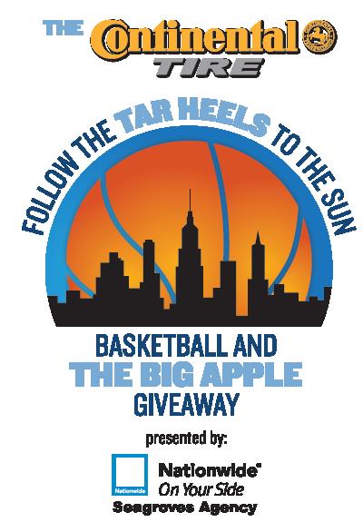 big apple logo presentedby
