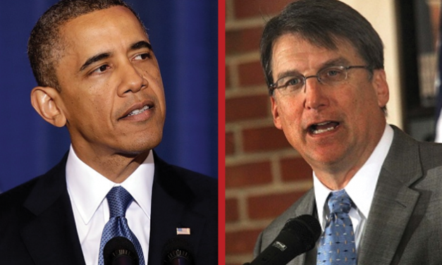 Governor McCrory Dissatisfied With Govt. Shutdown