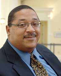 Vice Chancellor Crisp; Photo Courtesy UNC