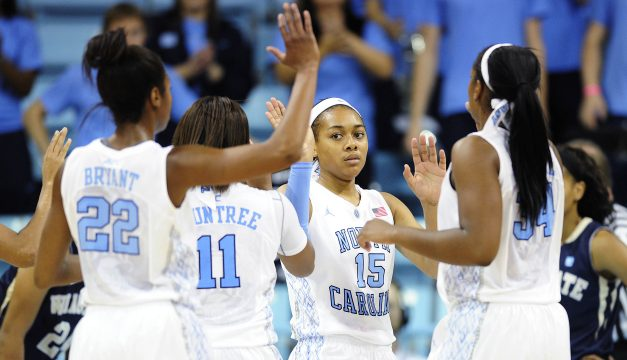 Gray Scores 30 In Women's Basketball Road Win At UCLA