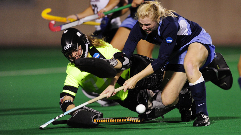 Field Hockey Falls To Connecticut In NCAA Semifinal Shootout