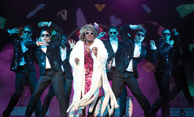 """""""Ghost the Musical"""" Dazzles at DPAC"""