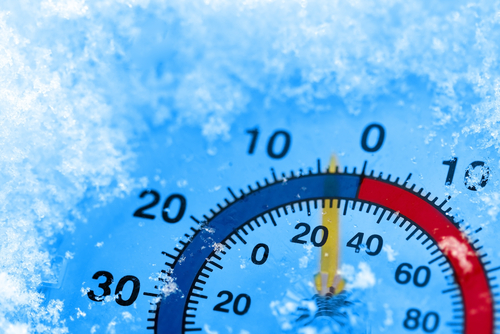 National Weather Service: Wind Chill Could Dip to Zero Overnight