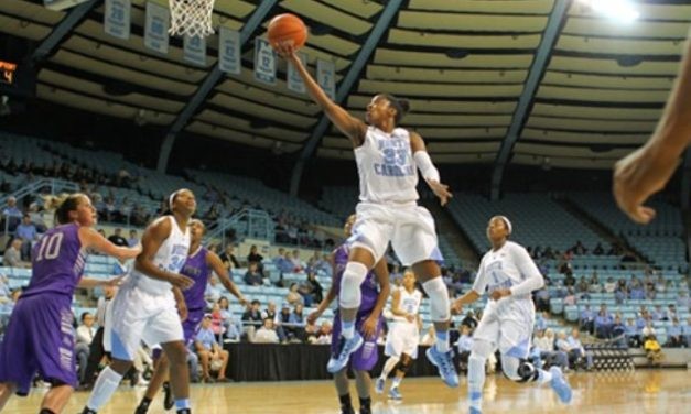 No. 9 Tar Heel WBB Hits The Road To Face Boston College