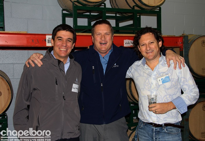 Business After Hours at TOPO Distillery