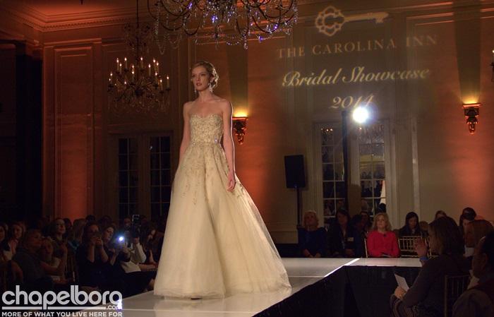 Bridal Fair at The Carolina Inn