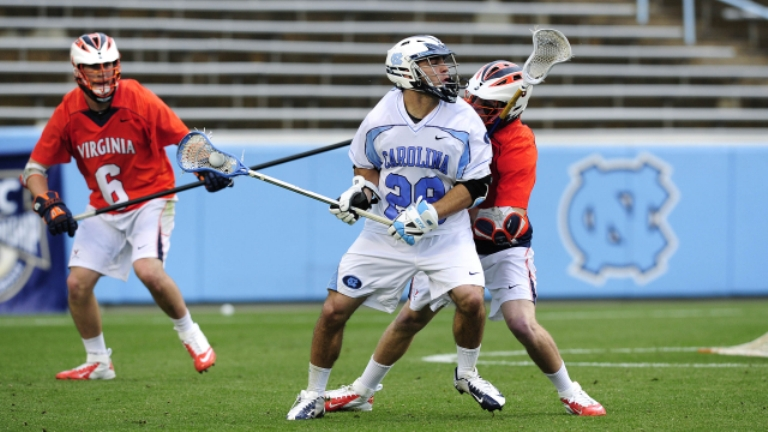 Carolina Men's Lacrosse Starts 2014 Campaign No. 3 Nationally, Women Top-Ranked