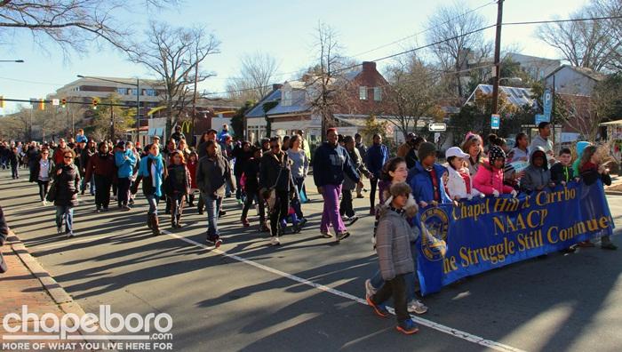 MLK Jr. Rally and Service