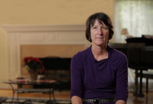 "Mary Willingham appearing in the documentary ""Schooled: The Price of College Sports"""