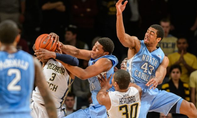 Carolina Men's Basketball Overcomes Obstacles, Grabs First ACC Road Victory 78-65