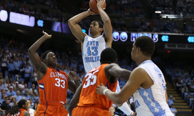 Tar Heel Men Maintain Home Streak Against Tigers, Win 80-61