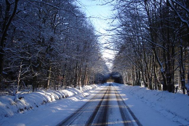 NC DOT Awaits Snowfall