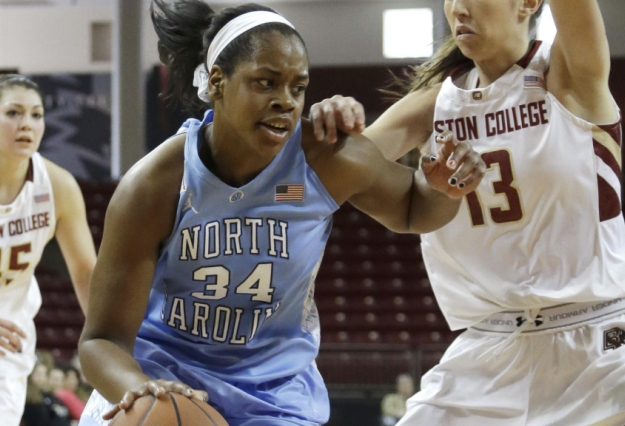 Carolina Roll Continues, WBB Beats BC