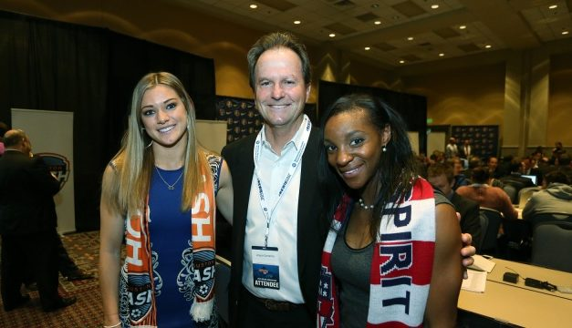 Dunn & Ohai Selected in 2014 NWSL Draft
