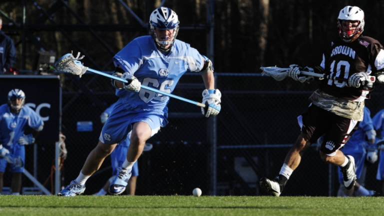 Tar Heel Men's Lacrosse Season Slate Finalized