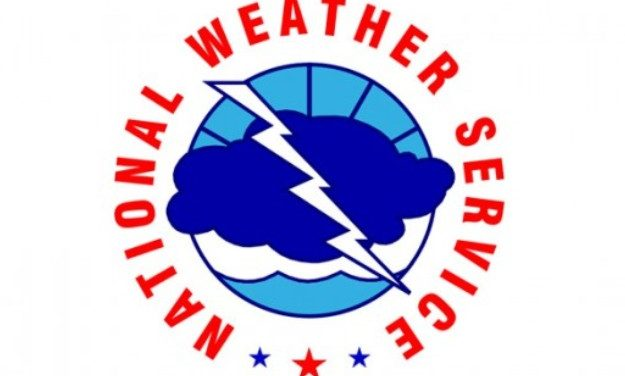 NWS: Expect At Least 2-4 Inches Of Rain By Sunday