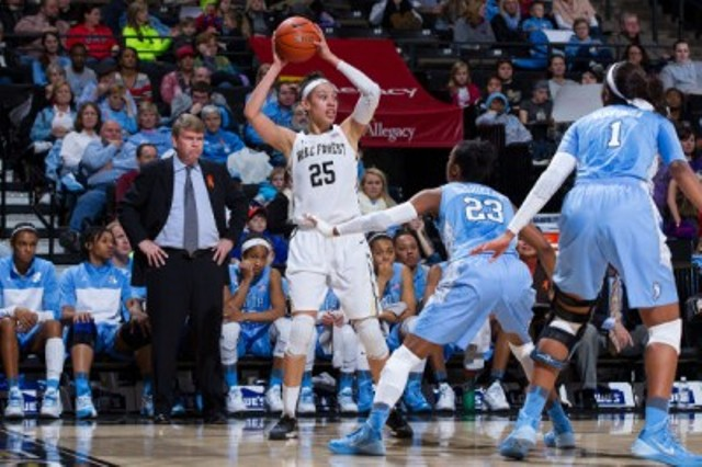 Tar Heel Triumph: WBB Gets 83-65 Win at Wake Forest