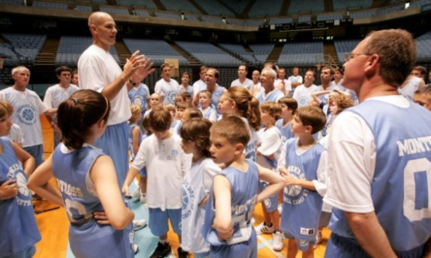 Talkin' Tar Heels with Eric Montross
