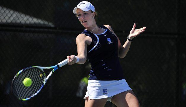 Vegas, Baby! Carolina Women's Tennis Faces Top-Flight Field