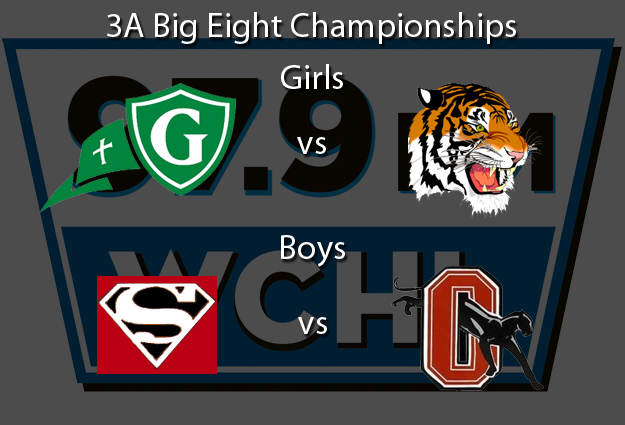 3A Big Eight Championships Field Set