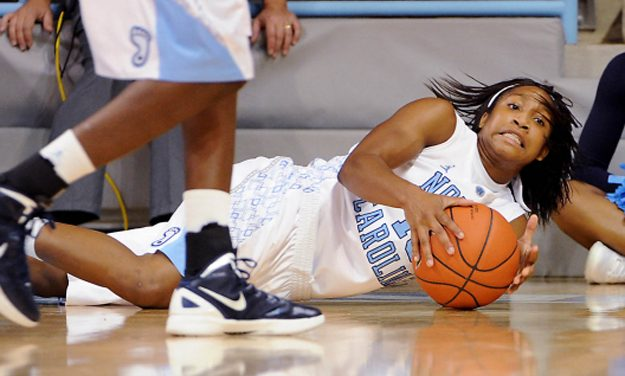 No. 13 Tar Heels Fall To Yellow Jackets