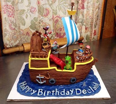 Pirates Cake (Courtesy of Phoenix Bakery)