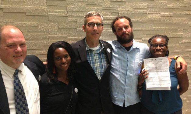 3 Carrboro BoA Members Vow to Keep Supporting 'Moral Mondays'
