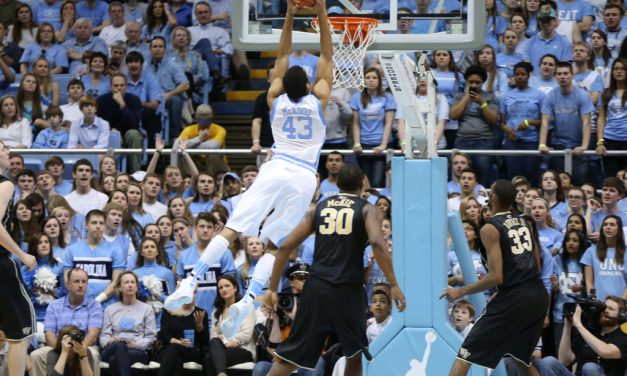 Hoops Ranks Update: Tar Heel Men Back In Top 25, Women Slide Down