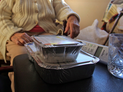 Meals on Wheels Awarded Grant from Food Lion