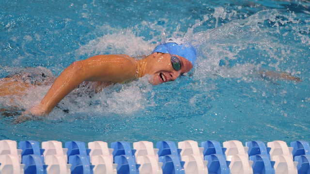 Tar Heel Women Dive In For ACC Glory