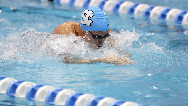Tar Heel Swimmers Searching For First ACC Title Since 1998