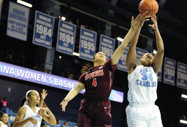 No. 14 Carolina Faces Stiffest Test At Undefeated Notre Dame