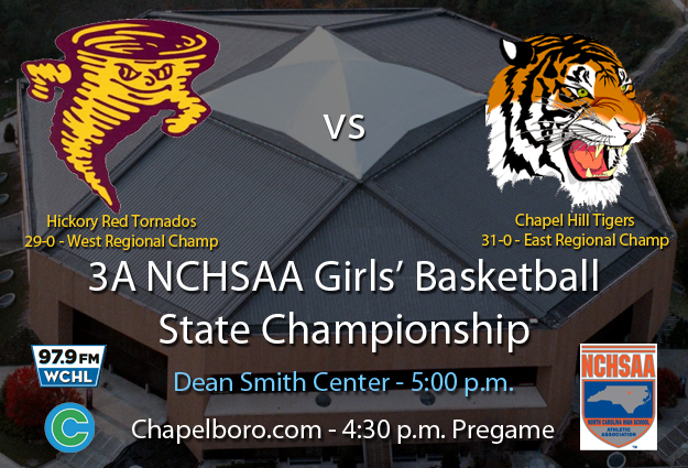 CHHS Girls' Basketball Seeks Perfection, State Title Saturday