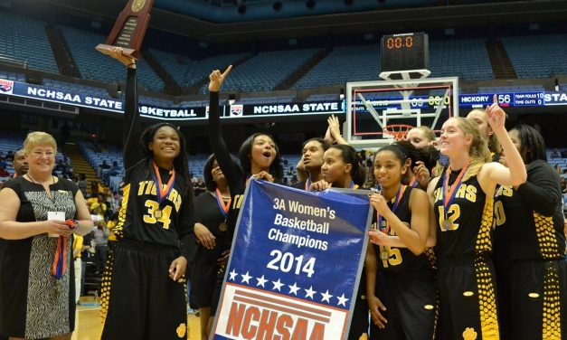 All NCHSAA Basketball Finals To be Played In Chapel Hill This Season