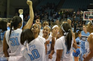 The 'Heels are headed to California!