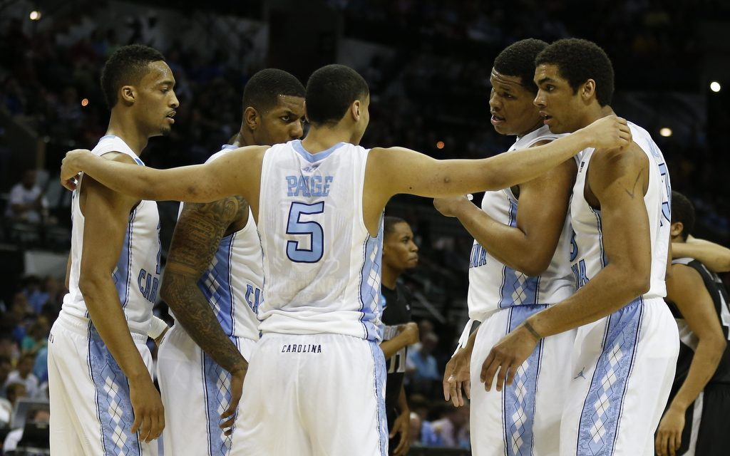 Tar Heels Survive Cotton, Friars 79-77 To Advance In NCAAT