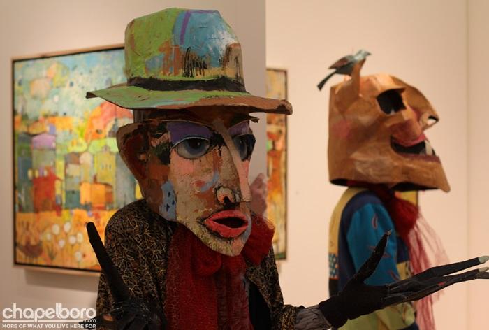 Jane Filer Exhibit at Tyndall Gallery