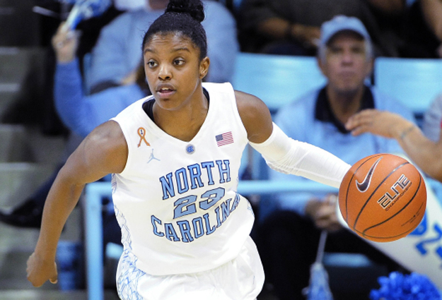 Carolina's Diamond: DeShields Hauling In The Accolades