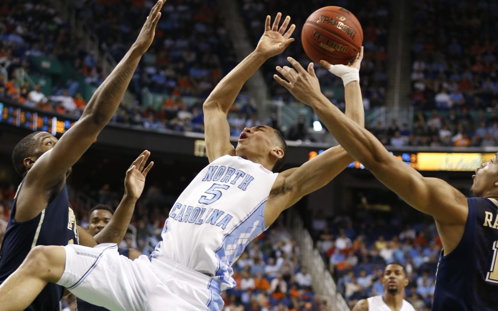 UNC's Marcus Paige Fit, Focused on Friars