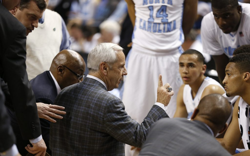 Texas Bound Tar Heel Men Eye NCAA Tournament Run