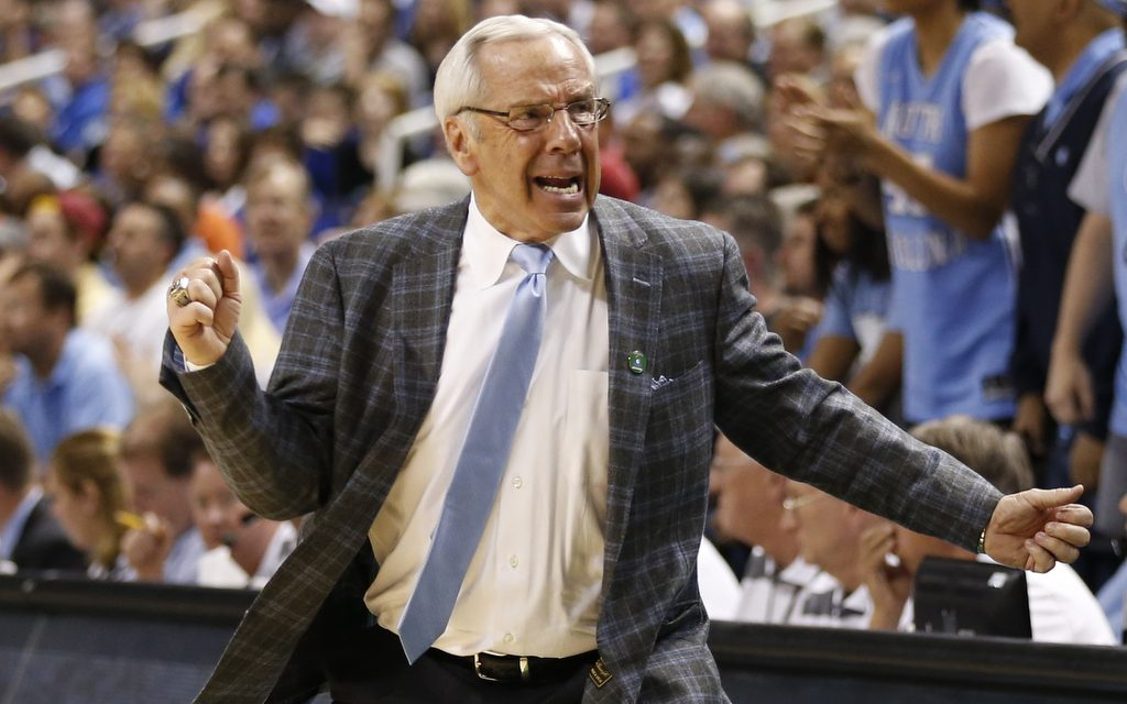 One and Done! Late Tar Heel Rally Falls Short Against Pitt