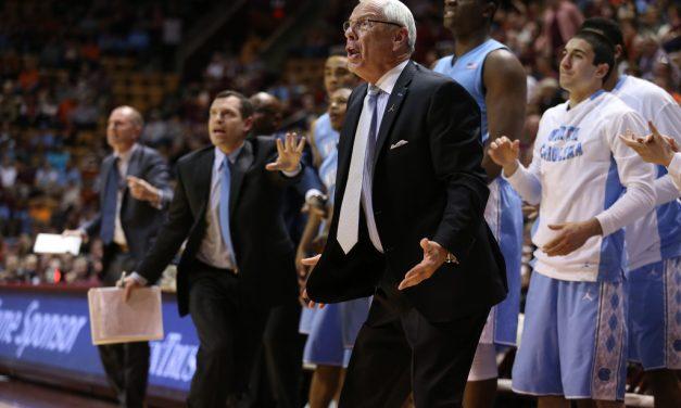 Make It Eleven! Carolina Escapes Virginia Tech 60-56