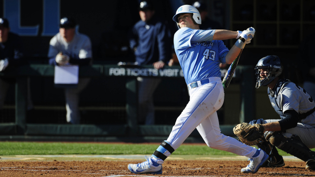 Diamond Heels Meet Yellow Jackets for Three-Game Set in Chapel Hill
