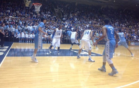 No. 4 Duke Defends Home Court, Snaps No. 14 Carolina's 12-Game Streak