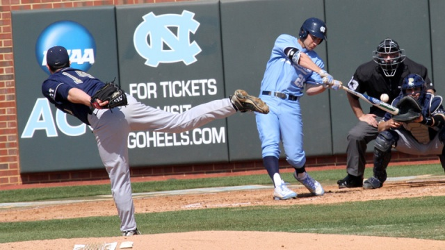 Tar Heel Baseball Gains 2-1 ACC Series Win Over Panthers