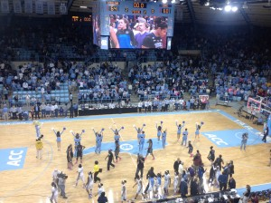 Carolina Victory! (Matt Oakes)
